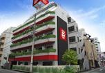 Hôtel Kawasaki - Red Roof Inn Kamata / Haneda Tokyo-1