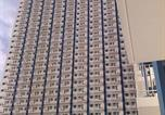 Location vacances Mandaluyong City - 1 Br unit at Light Residence-1