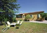 Location vacances Mirabeau - Holiday Home La Bastide de Jourdans with Fireplace I-3