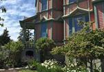 Hôtel Port Townsend - Ann Starrett Mansion Boutique Hotel-1