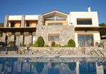 Location vacances Megalochori - Jefy's Villa-3