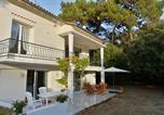 Location vacances Meschers-sur-Gironde - Holiday home Rue des Rossignols-1