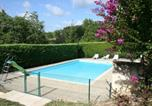 Location vacances Mazeyrolles - Holiday home Belves 1-1