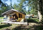 Camping avec Bons VACAF Alpes-de-Haute-Provence - Huttopia Gorges Du Verdon-2