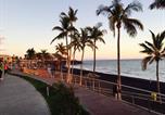 Location vacances Puerto de Naos - Apartaments luxe on the beach-3