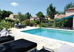 Location vacances Cabris - Holiday home Saint Cézaire s/Siagne 26 with Outdoor Swimmingpool-3