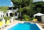 Location vacances Sant Joan de Labritja - Four-Bedroom Holiday home in Sant Joan de Labritja-2