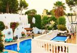 Location vacances Peguera - Villa Columbus-2
