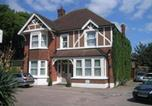 Location vacances Reigate and Banstead - Glenalmond Guest House-1