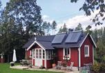 Location vacances Commune de Värnamo - One-Bedroom Holiday home with a Sauna in Bredaryd-1