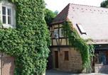 Location vacances Abtswind - Tagungsstätte Schloss Schwanberg-4