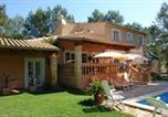 Location vacances Santa Eugènia - Villa Els Cans Algaida-2
