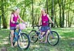 Camping avec Club enfants / Top famille Isère - Camping Les Trois Lacs du Soleil-3