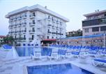 Hôtel Μήθυμνα - Elisa Hotel