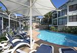 Hôtel Coolum Beach - The Beach Retreat Coolum