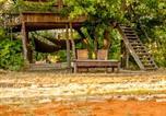 Location vacances Sauveterre - Cabane Perchée-4