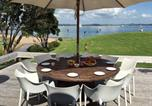 Location vacances Russell - Bay of Islands Beachfront - Tapeka del Mar-1