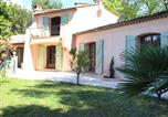 Location vacances Roquefort-les-Pins - Villa Peipellegrin-1