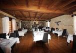 Hôtel Teillots - Hôtel-Restaurant Les Collines-4