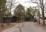 Villages vacances Durant - Lake Texoma Camping Resort Cabin 1-1