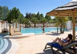 Camping  Acceptant les animaux Saint-Cyprien - Camping Le Florida-4
