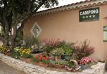 Camping 4 étoiles Nages - Camping Sites et Paysages L'Oliveraie-4