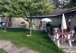 Hôtel Traverse City - Cedar Ridge Cabins-2