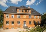 Hôtel Blowatz - Hansequartier - Backsteinhaus am Park F 802-2