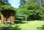 Camping Bude - Dartmoor Shepherds Huts-1