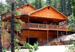 Location vacances Ruidoso - Ain't No Better View Three-bedroom Holiday Home-1