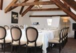 Hôtel 4 étoiles Thonon-les-Bains - Hostellerie Le Petit Manoir-1