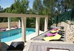 Location vacances Prades-le-Lez - Villa Montpellier-Castelnau-1