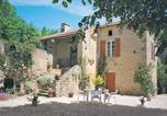 Location vacances Larzac - Holiday home Lacombe N-600-3