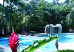 Location vacances  Costa Rica - Le Colibri Rouge Appartement-1