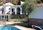 Hôtel Sayalonga - Studio Andalusie-2