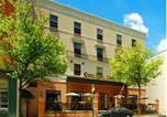 Hôtel Carlisle - Comfort Suites Downtown Carlisle-2