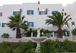 Hôtel Thira - Nikos Hotel-4