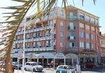 Hôtel Bord de mer de Portiragnes - Hotel Mira-Mar-1