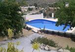 Location vacances Confrides - Alojamientos Turisticos Isa i Toni-3