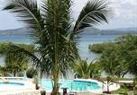 Villages vacances Moalboal - Moalboal Beach Resort-1