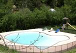 Camping avec Hébergements insolites Sérignan - Camping Des Randonneurs-1