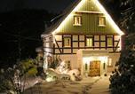 Location vacances Schmallenberg - Haus Burggrafenweg 2-1