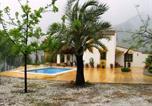 Location vacances Ojén - La Montera-1