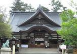 Hôtel Kanazawa - Uan kanazawa-4