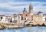 Location vacances Sitges - La Caleta-1