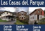 Location vacances Belmonte de Miranda - Las Casas del Parque-4