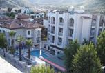 Hôtel İçmeler - Ercan Han Hotel-1