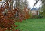 Hôtel Boudeville - Petit Chateau Normandie-4