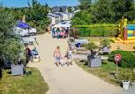 Camping avec Parc aquatique / toboggans Donville-les-Bains - Camping de L'Ile Verte-1
