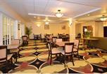 Hôtel Abingdon - Comfort Suites Abingdon-4